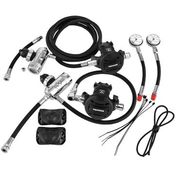 Sidemount Regulator Kit